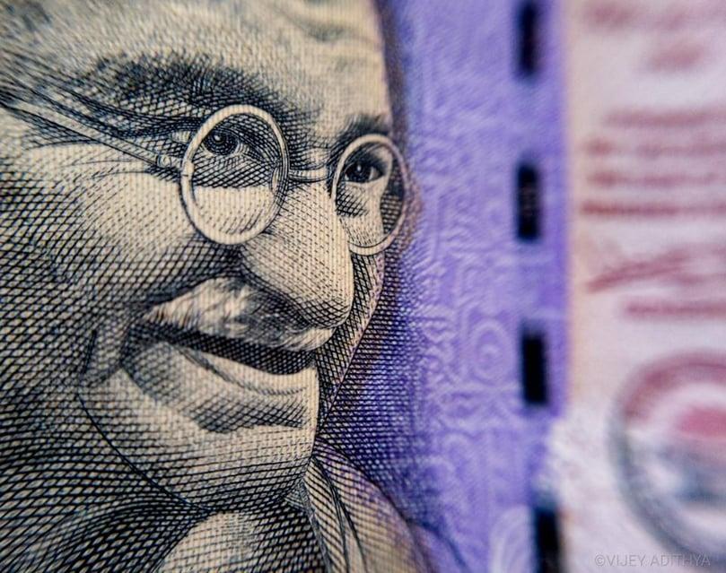 Gandhi Rupee